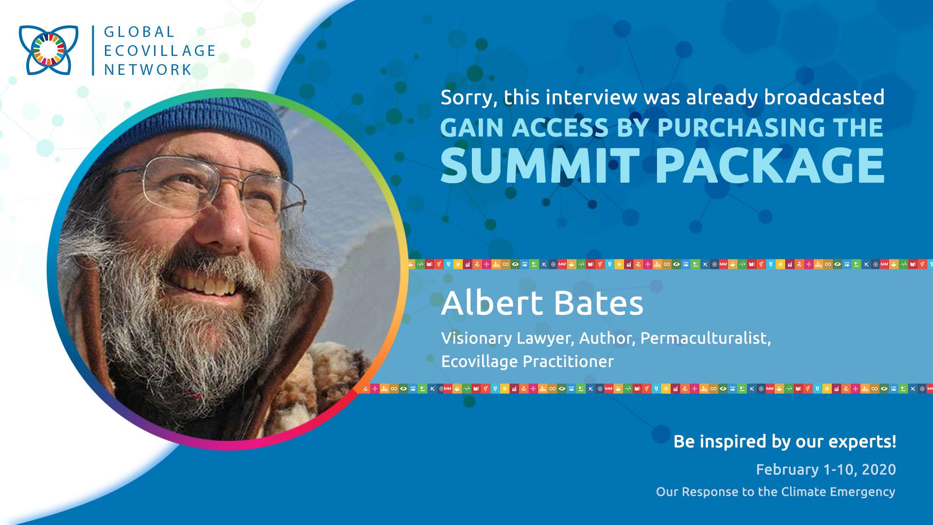 Albert Bates