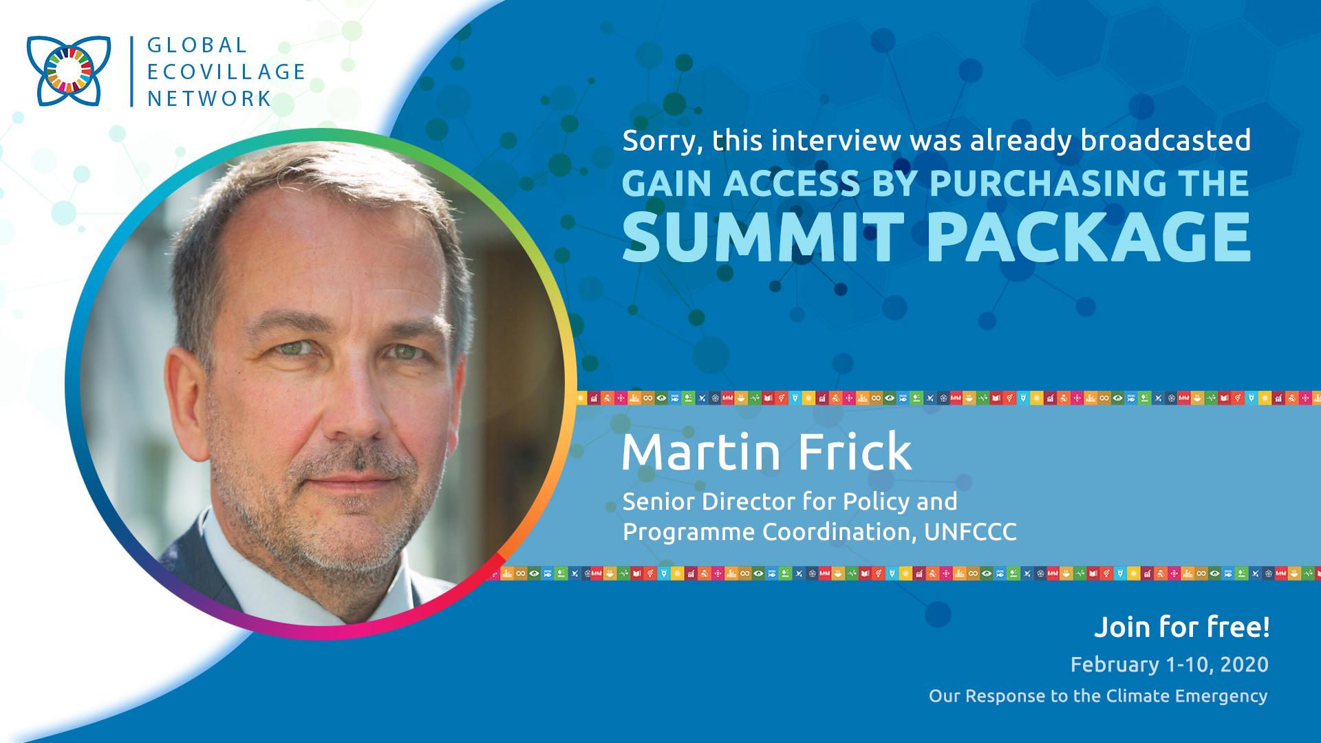 Martin Frick