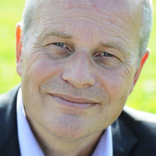 Speaker - Willem Ferwerda