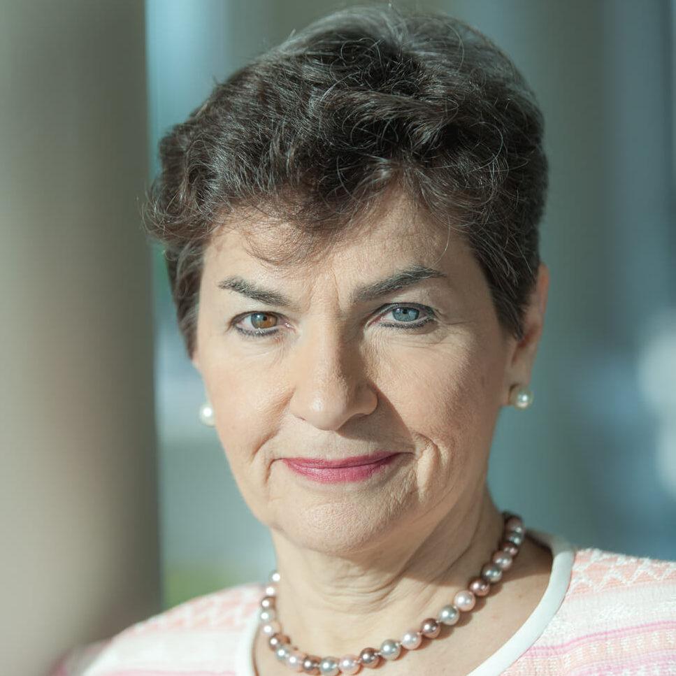 Speaker - Christiana Figueres