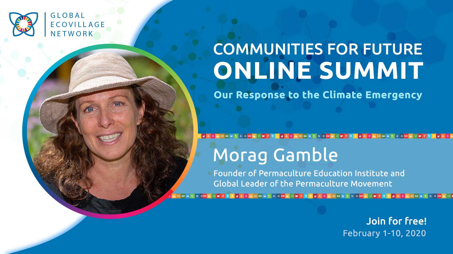 Morag Gamble